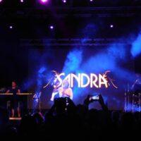 Live mit Sandra 2019 in Polen