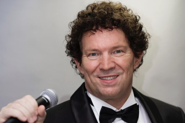 Martin Doughty Sänger Posaunist Composer und Lifecoach